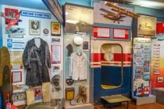 Интерьерная фотосъемка в музее авиации