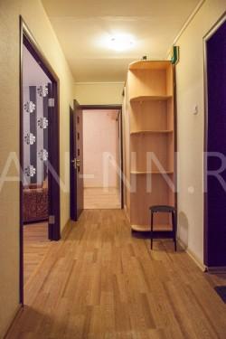 Интерьерное фото в двухкомнатной квартире