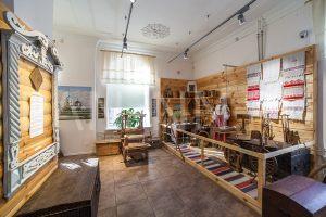 Дзержинский краеведческий музей. Интерьерное фото