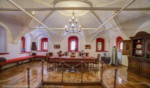 Дом Ершова-Сапожникова. Трапезная. Фото