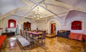 Гороховец. Дом Ершова-Сапожникова. Трапезная. Фото