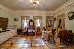 Гороховец. Дом Ершова-Сапожникова. Женская комната. Фото