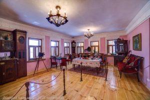Гороховец. Дом Ершова-Сапожникова. 3 этаж. Столовая