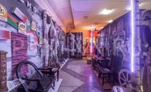 Интерьерное фото. Канский краеведческий музей