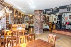 Интерьерное фото. Ресторан Рыжая Сарра