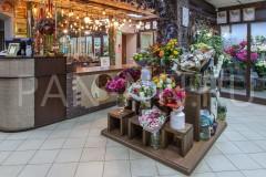 Интерьерная фотосъемка в цветочном магазине