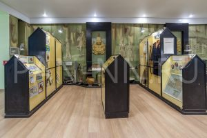 Ейский краеведческий музей. Интерьерная фотография