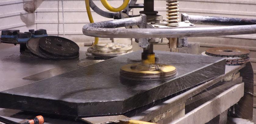 Виртуальный тур по цеху обработки камня